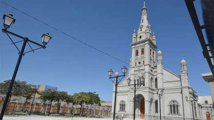 Así luce el Santuario del Señor de Luren tras su reconstrucción a 12 años del terremoto en Ica