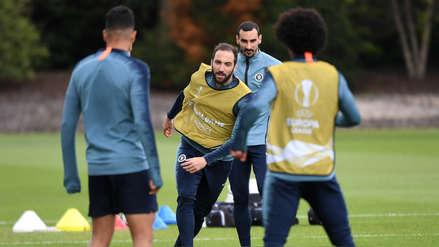 ¿Se va? Chelsea decidió el futuro de Gonzalo Higuaín