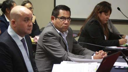 Fiscalía desistió pedido de prisión preventiva contra Gabriel Prado