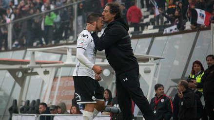 Mario Salas defendió a Gabriel Costa:
