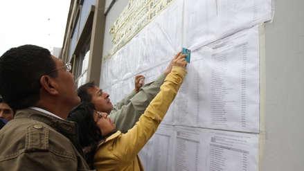 Ministerio de Educación convoca a concurso para ascenso en la Carrera Pública Magisterial