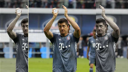 Robert Lewandowski es pretendido por PSG y Manchester United, según prensa alemana
