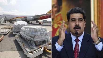 Venezuela | China envía tercer avión con ayuda