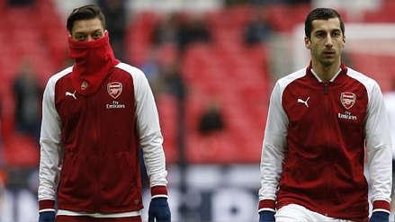 Arsenal perderá a una de sus figuras para la final de la Europa League por temas políticos