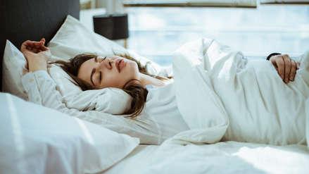 ¿Buscas dormir bien? Así puedes lograr un sueño reparador y saludable