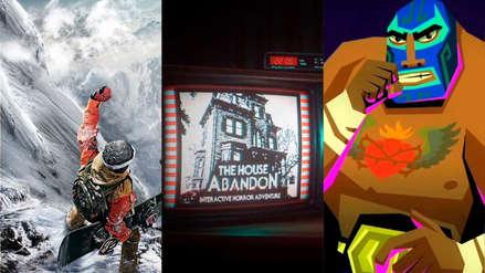 ¡Juegos gratis! Consigue Steep, Stories Untold y Guacamelee! por tiempo limitado
