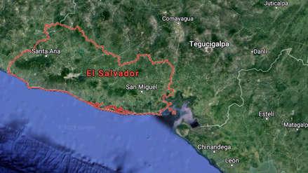 Un sismo de magnitud 5.9 sacudió El Salvador sin que se reporten víctimas
