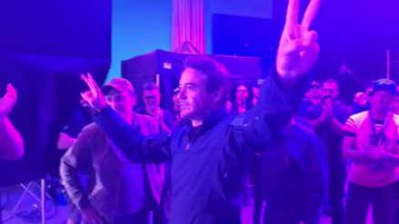 La emotiva despedida de Robert Downey Jr. al terminar de filmar