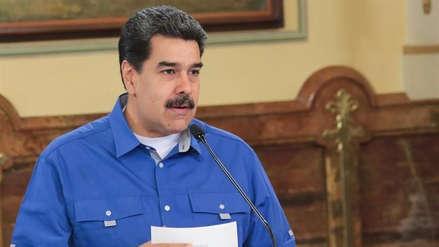 Nicolás Maduro acusó a EE.UU. de violar la Embajada de Venezuela en Washington
