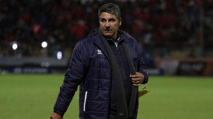 Técnico del rival de Melgar en Sudamericana: