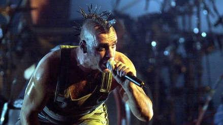 Rammstein lanzó su primer álbum de estudio en diez años