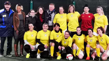 El Vaticano ya tiene equipo femenino de fútbol