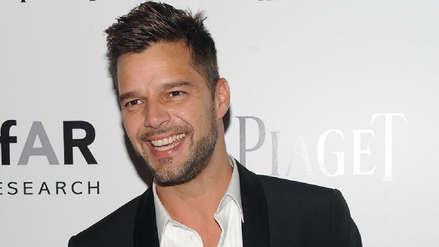 Ricky Martin enternece las redes al publicar una fotografía con su hija adoptiva