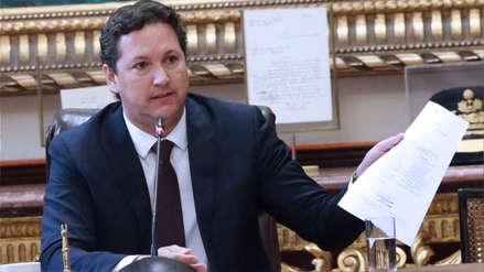 Salaverry: Proyecto de levantamiento de inmunidad parlamentaria
