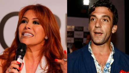 Magaly le aconseja tratamiento psiquiátrico a Antonio Pavón para que trate su