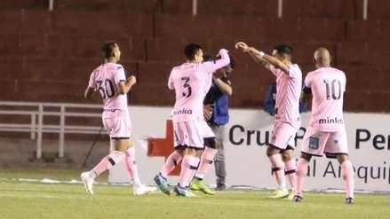 Sport Boys rescató un empate ante Melgar en el Monumental de la UNSA