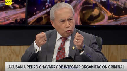 Los momentos más tensos de la entrevista de Patricia del Río a Pedro Chávarry [VIDEO]