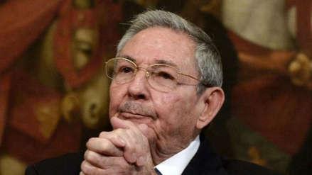 Raúl Castro recibió a delegación militar de China