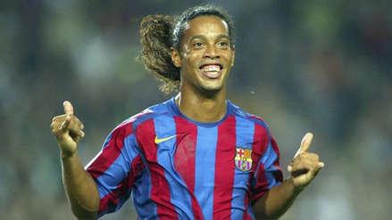 El día que Ronaldinho casi es fichado por un club de Argentina