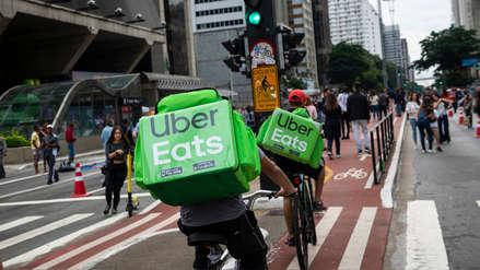 Amazon invierte cientos de millones de dólares en competidor de Uber Eats