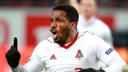 Jefferson Farfán vuelve: jugará con Lokomotiv de Moscú la final de la Copa de Rusia