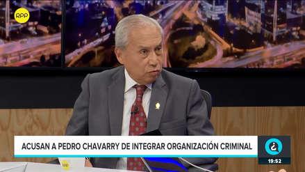 Chávarry tras denuncia de la fiscal de la Nación: