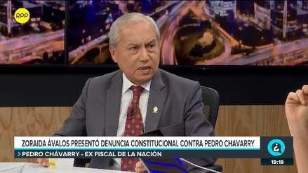 Chávarry: Fiscal de la Nación no consideró versión de testigos que desmienten a Venegas