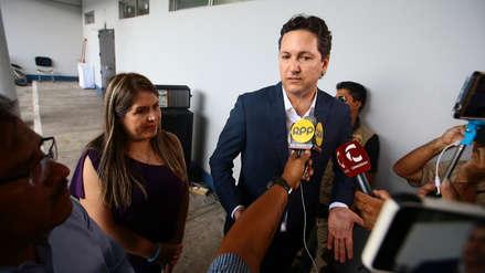 Salaverry negó tener injerencia en programa de Vilcatoma: