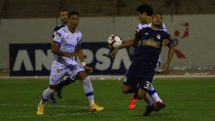Sporting Cristal cayó ante Carlos A. Mannucci y no pudo aprovechar la derrota de Binacional