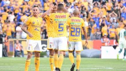 Tigres venció 1-0 a Monterrey y avanzó a la final del Clausura por la Liga MX