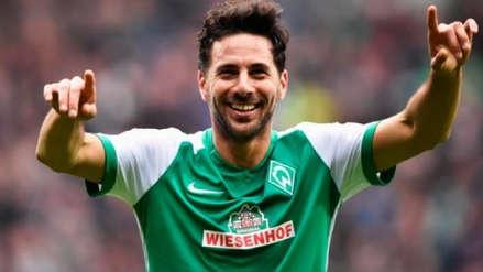 Claudio Pizarro anunció su renovación con el Werder Bremen: no jugará en Alianza Lima