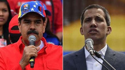 Juan Guaidó dice que toda mediación internacional debe conducir a la salida de Nicolás Maduro