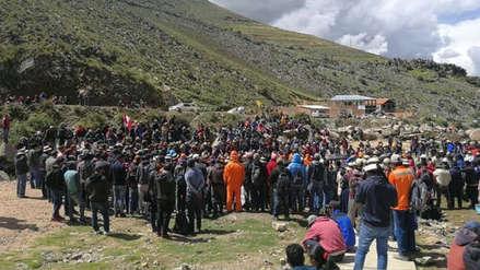 Las Bambas | Protestas se reactivarían el lunes si no prospera tema de empleos para Fuerabamba