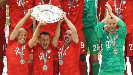 Bayern Munich y los representantes de la Bundesliga en la Champions League 2019-20