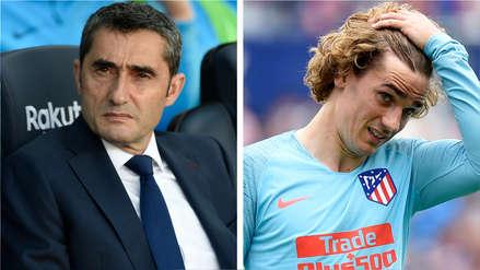 ¿Ficharán a Antoine Griezmann o no? Entrenador del Barcelona volvió a referirse al delantero francés