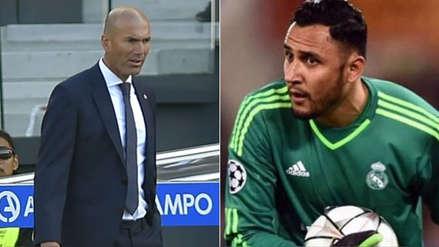 Real Madrid: ¿Keylor Navas tendrá despedida? Esto respondió Zinedine Zidane