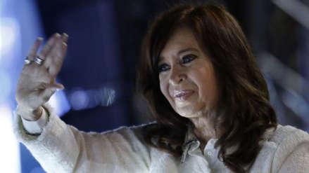 Cristina Fernández anunció su candidatura a la Vicepresidencia de Argentina