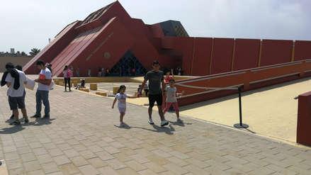 El Señor de Sipán y la Sacerdotisa Chornancap dieron la bienvenida a miles de visitantes a los museos