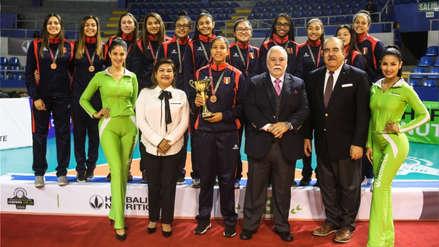 Perú se quedó con el tercer lugar de la Copa Panamericana Sub 20