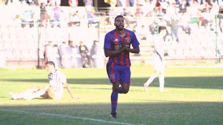 Lionard Pajoy aprovechó un buen contragolpe y le anotó a Alianza Lima