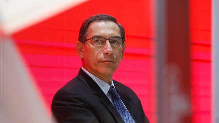 Ipsos | La aprobación de Martín Vizcarra cae por quinto mes consecutivo