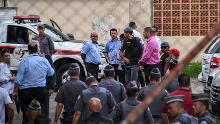 Brasil   Al menos 11 muertos en asesinato masivo perpetrado en un bar