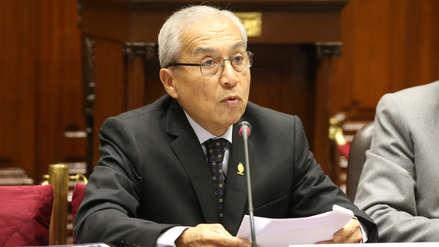 Subcomisión de Acusaciones debatirá este lunes informe final sobre denuncias contra Pedro Chávarry