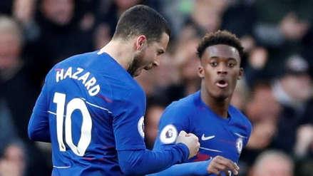 Lo dan por perdido: Chelsea le dará la '10' de Eden Hazard a joya del club, según prensa inglesa