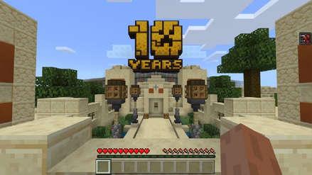 Minecraft ha vendido 176 millones de copias y podría ser el juego mejor vendido de la historia