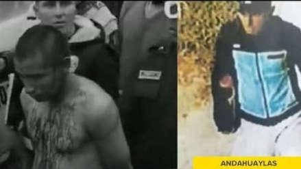 Andahuaylas: Fiscalía solicitó 18 meses de prisión preventiva para hombre que confesó asesinar a dos niñas