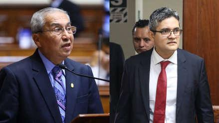 """José Domingo Pérez dice que Pedro Chávarry es """"nefasto"""" para el Ministerio Público"""