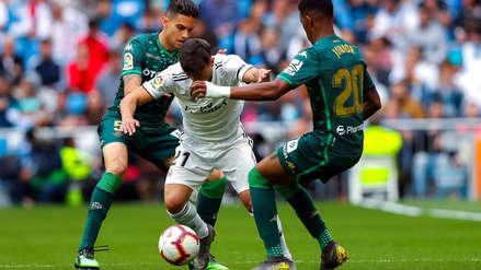 Real Madrid perdió 2-0 ante Betis que cierra una temporada para olvidar