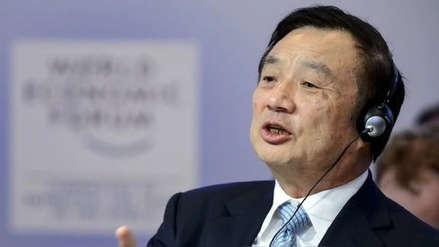 Fundador de Huawei tras anuncio de sanciones: Estados Unidos