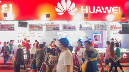 El veto de Google pone en peligro la aspiración de Huawei de ser el líder mundial